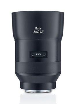 ZEISS Batis 40mm f/2 CF objectif pour Sony E Mount