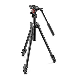 Manfrotto MT290LTA3 TRIPOD with befree live fluid video head