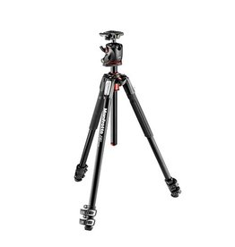 Manfrotto MK190XPRO3 ALUMINUM TRIPOD WITH BALL HEAD