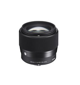 Sigma 56MM F1.4 DC DN HSM CONTEMPORARY OBJECTIF POUR SONY E MOUNT