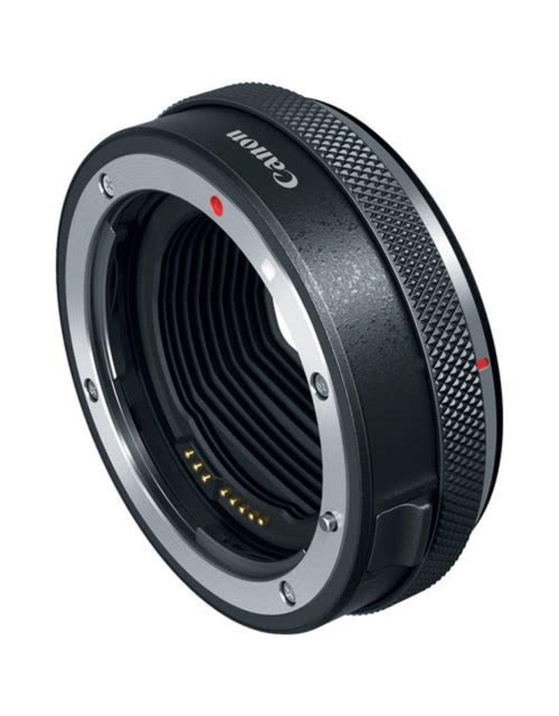 Canon  Adaptateur de monture EF-EOS R avec bague de contrôle