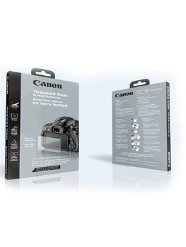 Canon Tempered Glass Screen Protector