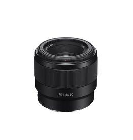 Sony SEL50F18F - Lens - 50 mm - f/1.8 FE - Sony E-mount