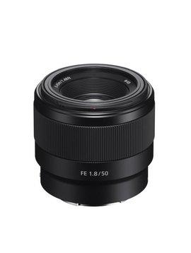 Sony SEL50F18F - objectif - 50 mm - f/1.8 FE - Sony E-mount