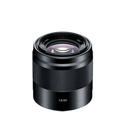 Sony SEL50F18 Lens 50 mm f/1.8 Black for Sony E-mount