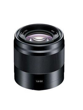 Sony SEL50F18  objectif   50 mm  f/1.8 Noir  pour Sony E-mount
