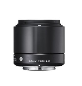 Sigma 60mm F2.8 DN Art Lens for Micro Four Thirds