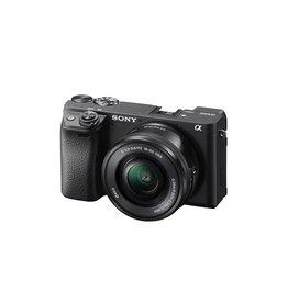 Sony Alpha a6400 appareil photo sans mirroire avec 16-50mm Objectif