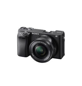 Sony Alpha a6400 Mirrorless Digital Camera with16-50mm Lens