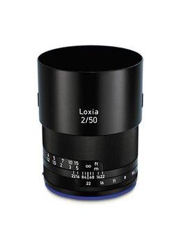 ZEISS Loxia 50mm F2 Full Frame Lens for Sony e Mount