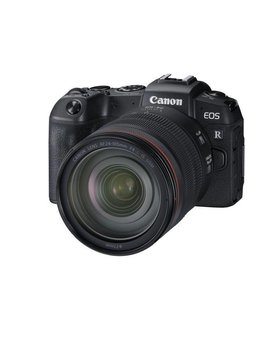 Canon EOS RP mirrorless Full Frame Camera with 24-105 F4 L IS USM Lens kit