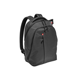 Manfrotto MB NX-BP-VGY Backpack for DSLR Camera, Laptop - Grey