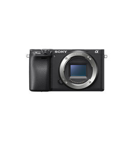 Sony Alpha a6400 Mirrorless Digital Camera - Body