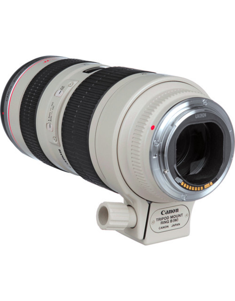 Canon  EF 70-200mm F2.8 Objectif