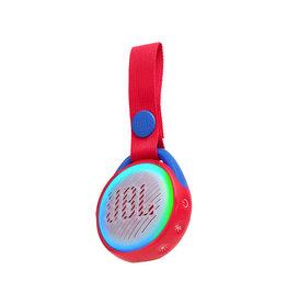 JBL JR POP Bluetooth Speaker for Kids - Spider red