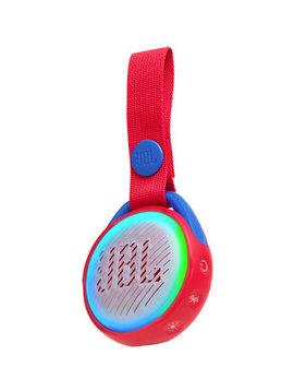 JBL JR POP Enceinte Bluetooth pour enfants - araignée rouge