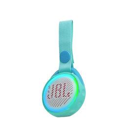 JBL JR POP Enceinte Bluetooth pour enfants -sarcelle