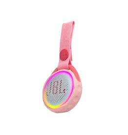 JBL JR POP Bluetooth Speaker for Kids - Rose Pink