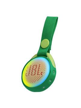 JBL JR POP Enceinte Bluetooth pour enfants -vert grenouille