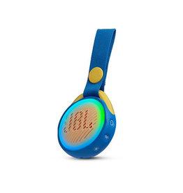JBL JR POP Bluetooth Speaker for Kids - Cool Blue