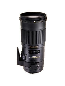 Sigma 180mm f/2.8 Apo EX DG  Macro objectif pour Canon