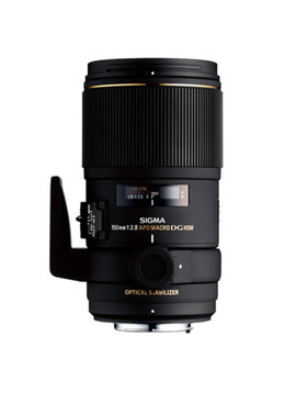 Sigma 150mm f/2.8 EX DG OS HSM Macro objectif pour Canon