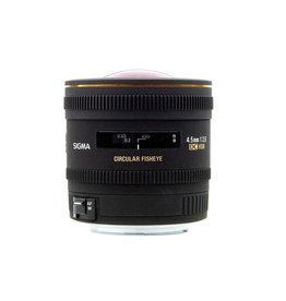 Sigma 4.5mm f/2.8 EX DC HSM Circular fisheye Lens for Nikon