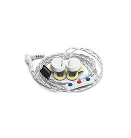 URBANEARS Reimers Écouteurs intra-auriculaires avec contrôle du volume-Team