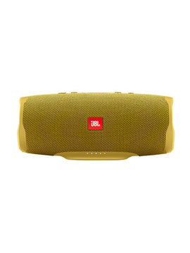 JBL Charge 4 Portable Waterproof Wireless Bluetooth Speaker - Mustard yellow