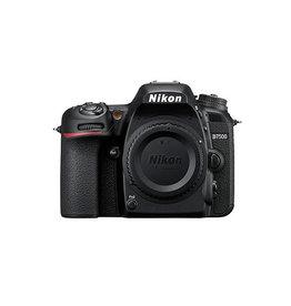 Nikon D7500 DX-Format DSLR Camera - Body