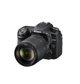 Nikon D7500 DX-Format DSLR Camera with AF-S DX nikkor 18-140mm lens kit