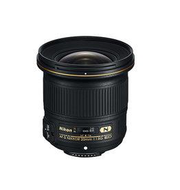 Nikon AF-S FX Nikkor 20mm f/1.8 G ED Lens