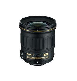 Nikon AF-S FX NIKKOR 24mm f/1.8G ED Lens