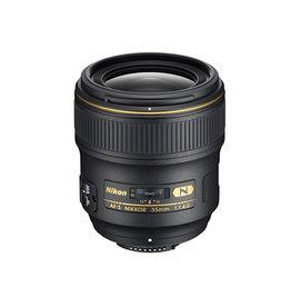 Nikon AF-S FX NIKKOR 35mm f/1.4G Lens