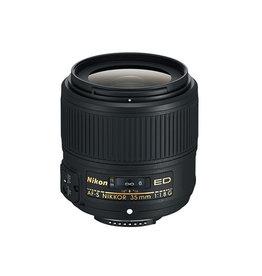 Nikon AF-S FX NIKKOR 35mm f/1.8G Lens