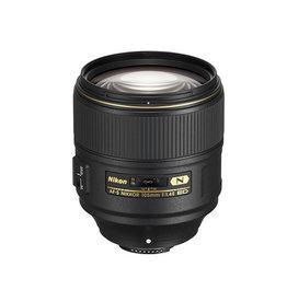 Nikon AF-S FX-Format NIKKOR 105mm f/1.4E ED Lens