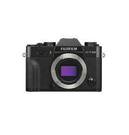 FujiFilm X-T30 Mirrorless digital Camera Body - Black