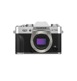 FujiFilm X-T30 Mirrorless digital Camera Body - Silver