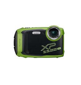 FujiFilm FinePix XP140 waterproof digital camera - Lime green
