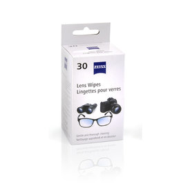 ZEISS Lingettes nettoyantes - 30 Pack