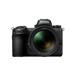 Nikon Z 6 Mirrorless Digital Camera with 24-70mm f/4 S Lens Kit