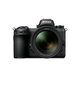 Nikon Z 7 Mirrorless Digital camera with 24-70mm f/4 S Lens Kit