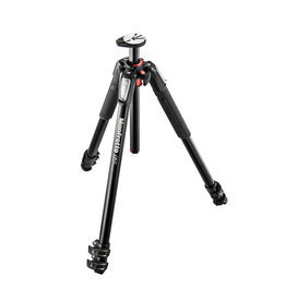 Manfrotto MT055XPRO3 055 Aluminium 3-Section Tripod with Horizontal Column