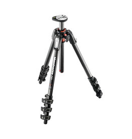 Manfrotto MT190CXPRO4  Trépied 4 sections en fibre de carbone