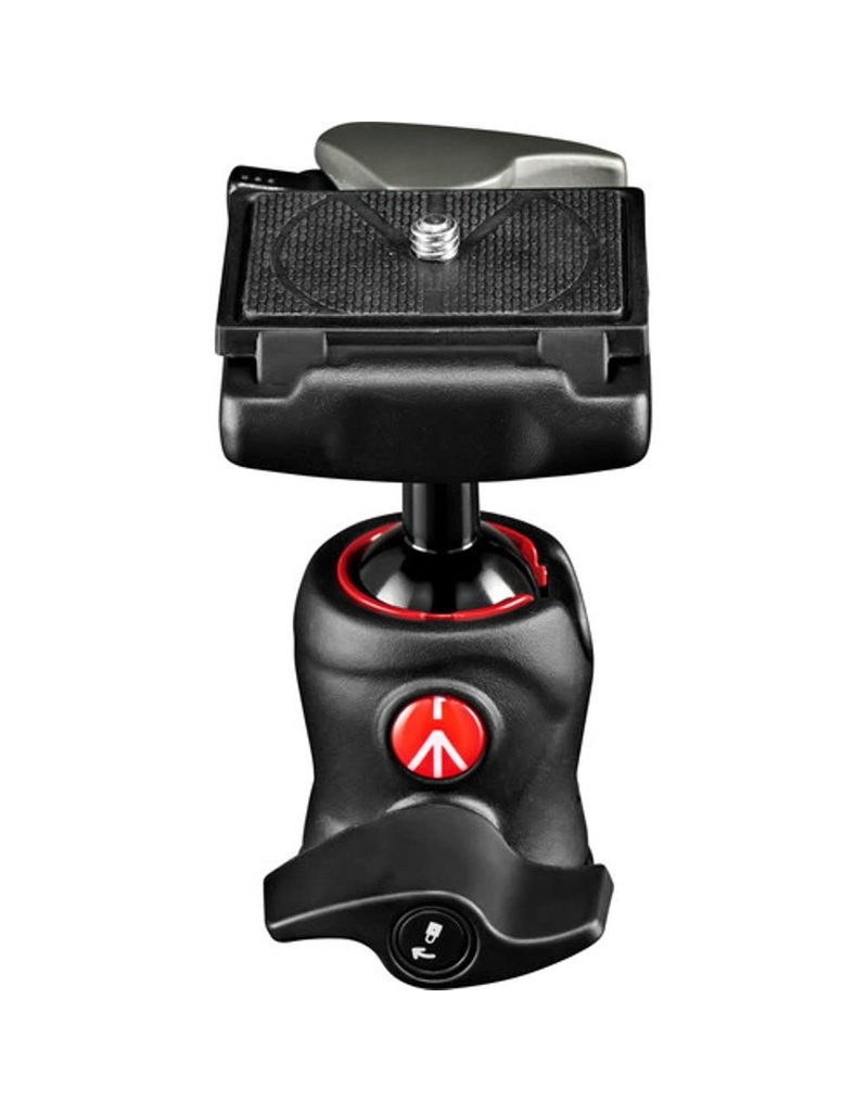 Manfrotto MH490-BH Classic Center Ball Head with Quick Release