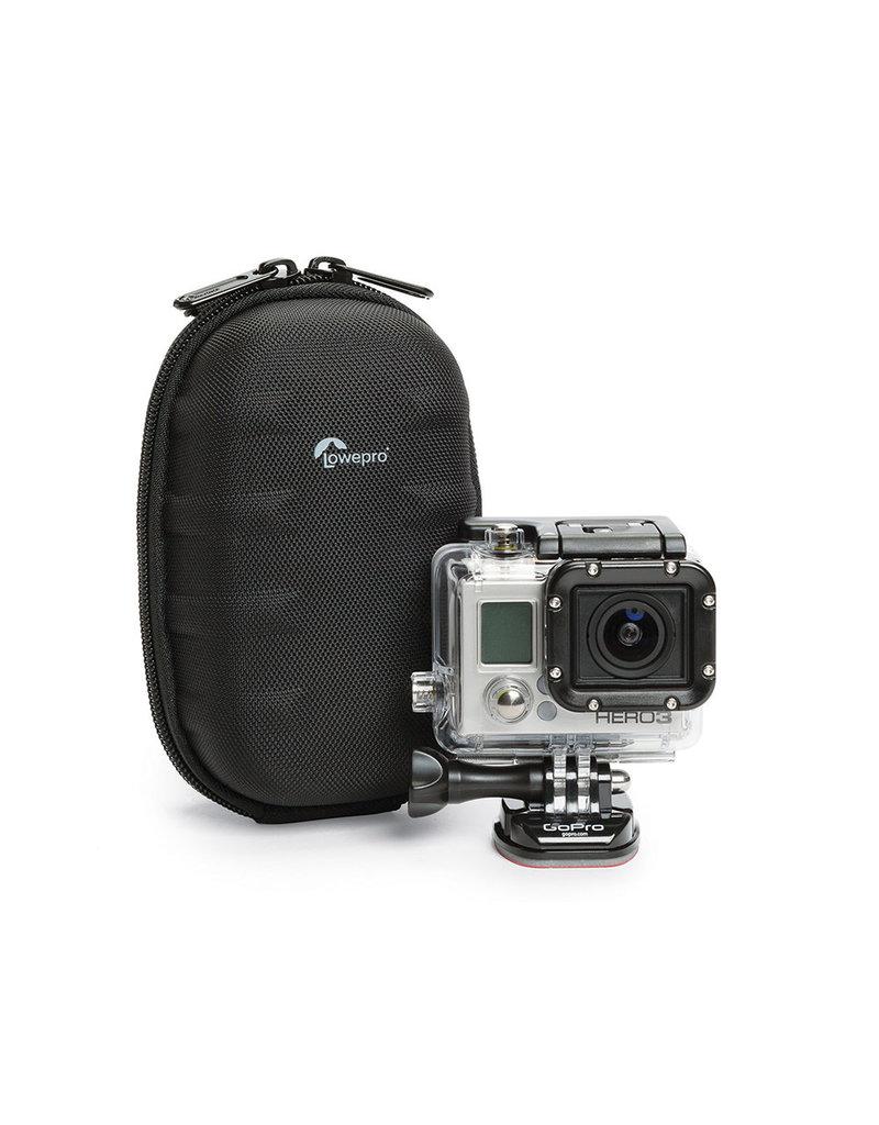 Lowepro  LP36372 Santiago DV 35 Camera Pouch - Black