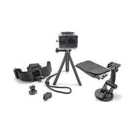 Optex 6-IN-1 ACTION CAMERA Kit Accessoires