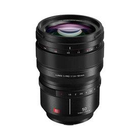 Panasonic Lumix S PRO 50mm f/1.4 Objectif
