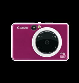 Canon IVY CLIQ+  Imprimante mobile et compacte- rouge rubis