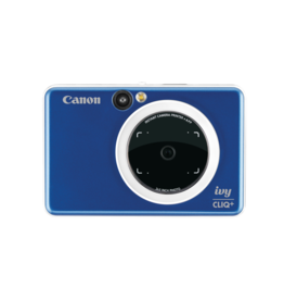Canon IVY CLIQ+  Imprimante mobile et compacte-Bleu saphir
